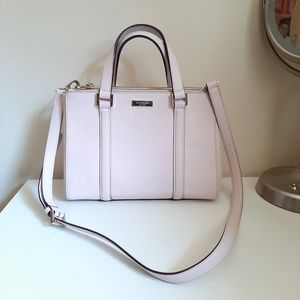 Kate Spade Medium Saffiano Leather Satchel Bag